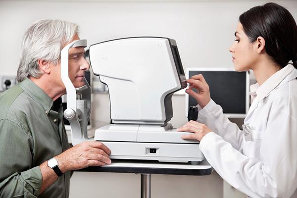 Ridgefield Vision Center Special Eye Testing