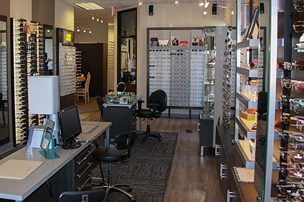 Ridgefield Vision Center Eyeglasses and Frames